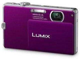 Panasonic dmc-fp3 digitale camera compact 14.1 megapixel, zoom 4 x violet