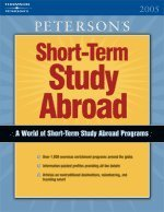 Peterson's Short-Term Study Abroad 2005