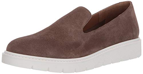 Aquatalia Women's Loafer, Taupe, 10.5 M US