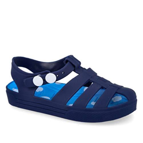 Bubble Kids A2969 CANGREJERAS NIÑO Playa - Sintético para: NIÑO Color: Azul Talla: 19
