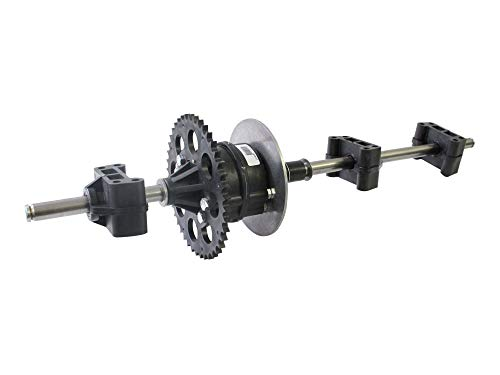 Differential Getriebe passend Motec MRF65E Rasentraktor