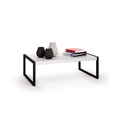 Mobili Fiver, Mesa de Centro, Modelo Luxury, Color Madera Rustica, 90 x 55 x 30 cm