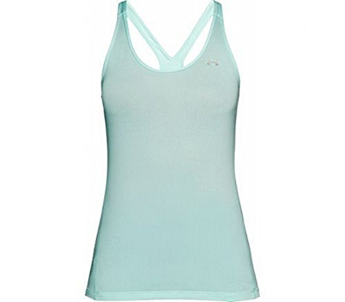 Under Armour Damen Hg Armour Racer Tank Fitness - T-Shirts & Tanks, Refresh Mint, S