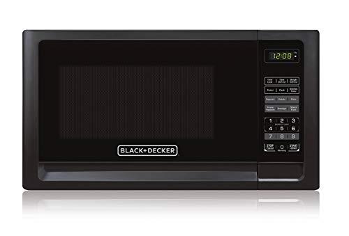Black+Decker EM031MFO-X2 1.1 Cu. Ft. Digital Microwave