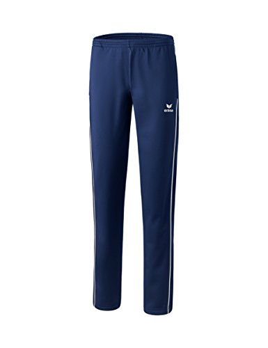 Erima Damen Shooter 2.0 Polyesterhose, New Navy/Weiß, 40