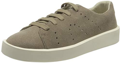 CAMPER Herren Courb Sneaker, Grau (Medium Gray 30), 40 EU