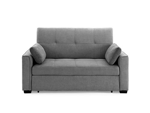 Sofa Sleeper Convertible into Lounger/Love seat/Bed - Twin, Full & Queen Sizes -...