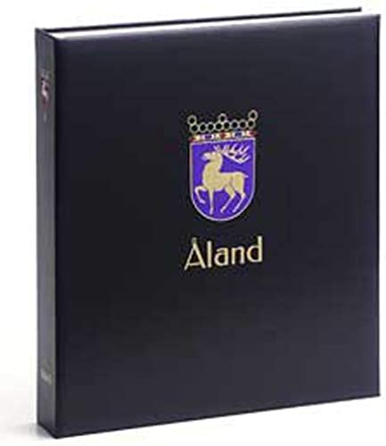 DAVO 1332 Luxe stamp album Aland II 2007-2014