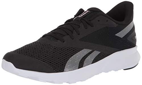 Reebok Women's Speed Breeze 2.0 Running Shoe, Black/White/Pixel Pink, 6 M US