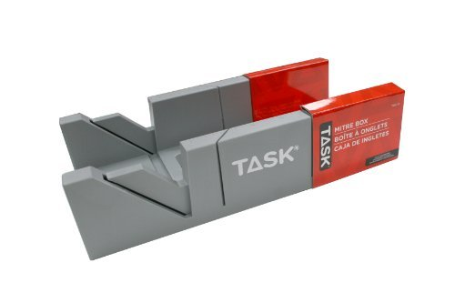 Task Tools T88210 Portable Miter Box by Task Tools