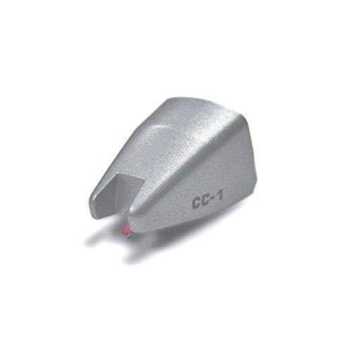 Numark CC-1RS - Aguja de Repuesto Premium para la Cápsula de Plato Giradiscos de DJ Ultrarrobusta CC-1 de Numark
