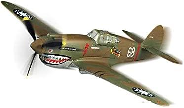 P-40 B/C Warhawk Pre-Painted Quick Kit (1/72 Model kit, Squadron 7005)