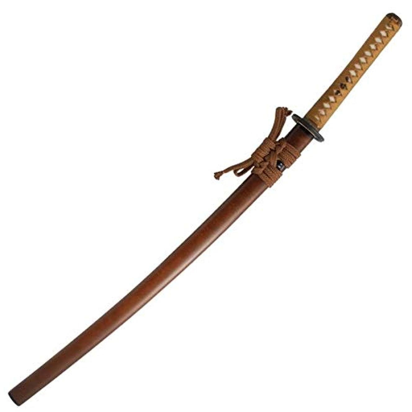 カッター他のバンドでしわ模造刀 逆刃刀DX 極上研磨刀身(gst-sta-1906d)刀袋付 美術刀剣(代引き不可)