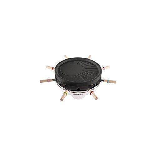 Lagrange Raclette/Grill/Crêpière 800W 8 Personnes 129015
