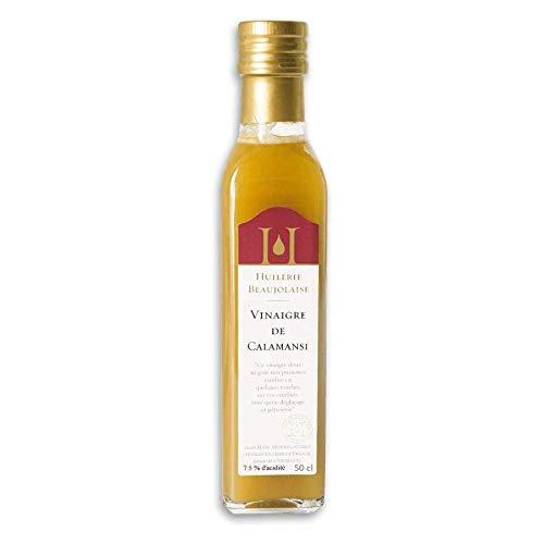huilerie Beaujolaise VINAIGRE de citron (Zitrone und calamansi Essig)