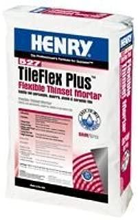 Ww Henry Company 50Lb Gray Tileflex Plus FP0TFLXP50G