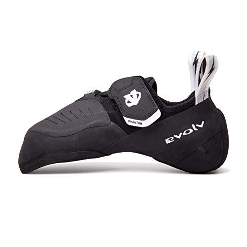 Evolv Phantom Kletterschuhe Herren Black/White Schuhgröße UK 8 | EU 42 2021 Boulderschuhe