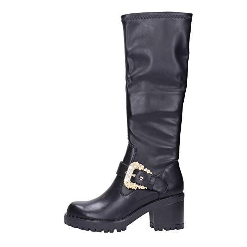 Versace Jeans Linea Fondo Mia Dis. 1 E0VUBS2971157899, Stiefeln - 40 EU