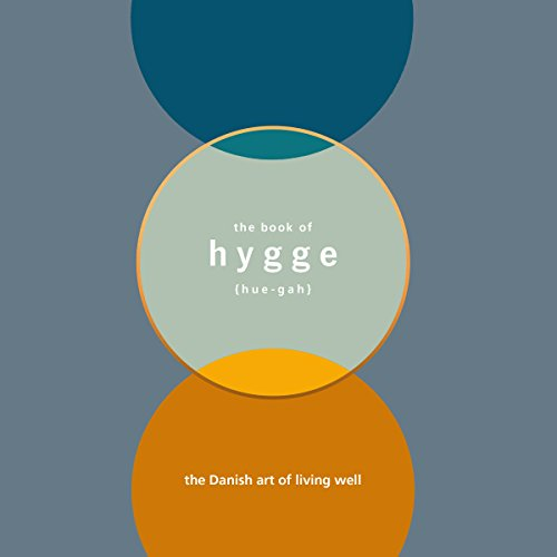 The Book of Hygge audiobook cover art