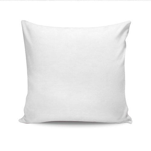 Casamide® hochwertige Füllkissen in 60x60 cm Kissen Inletts Kissenfüllung Polyester für Dekokissen Sofakissen Kopfkissen weiß Öko-Tex Standard 100 60x60 cm