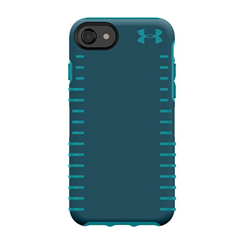 Under Armour UA Protect Grip - Carcasa para iPhone 8, iPhone 7 y iPhone 6/6S, diseño de cielo turmalino