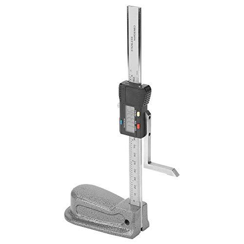Marcador digital de elevación con altura de medición de
