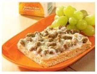Tonys 51 Percent Whole Grain Sausage and Country Gravy Breakfast Pizza -- 128 per case.