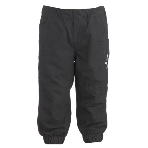 Lego Wear - Pantalon - BB Garon - Gris (990 Dark Grey) - FR : 12 Mois (Taille Fabricant : 80)