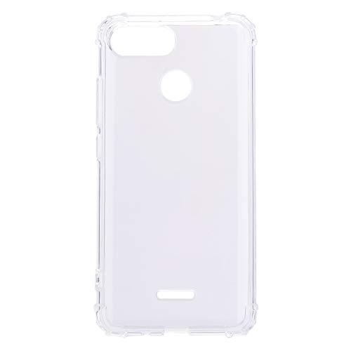 """Capa Capinha Para Xiaomi Redmi 6 Normal De Tela 5.45"""" Case Anti Impacto Toda Transparente - Danet - Pronta Entrega"""