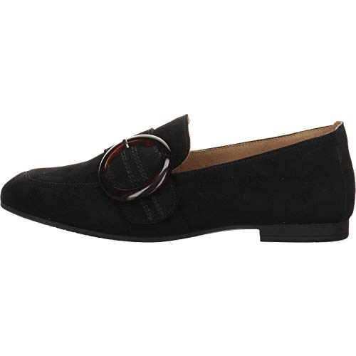 Gabor Shoes Damen Casual Slipper, Schwarz (Schwarz 17), 40 EU