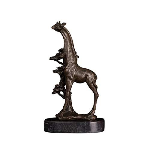 estatua jirafa de la marca AEBDF