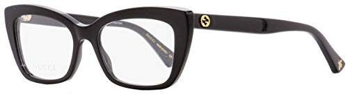 Eyeglasses Gucci GG 0165 O- 001 BLACK /