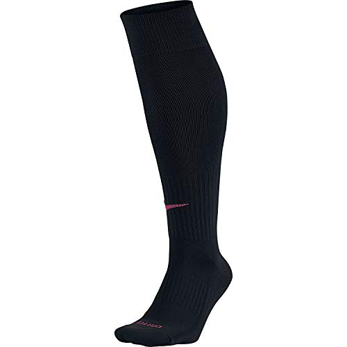 Nike Classic II Sock Socken Unisex M schwarz/Vivid pink