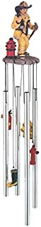 Best fireman wind chimes Reviews