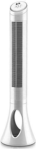 """Qianqiusui Home/Büro dünner Turmventilator, 31"""", aufrechte Hitze, der dritte Gang, der Grad der Schwingung 70, weiß"""