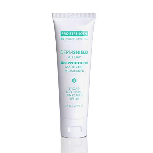 Urban Skin DermShield All Day Sun Protection Mattifying Moisturizer SPF 30