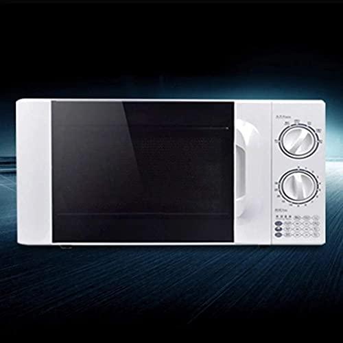 Equipo de Cocina Horno de Vapor casero Microondas auténtico 20l Plato Giratorio 220v Acero Inoxidable