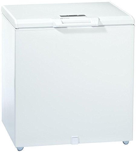 Bauknecht GTE 190 A++ Gefriertruhe / A++ / Gefrieren: 164 L / Energiesparfunktion / Turbo-Freeze