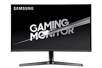 Samsung 32-Inch CJG56 144Hz Curved Gaming Monitor  LC32JG56QQNXZA  ��� WQHD Computer Monitor 2560 x 1440p Resolution 4ms Response Game Mode HDMI AMD FreeSync  Renewed