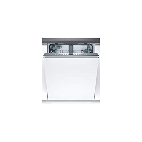 Lave vaisselle encastrable 60 cm Bosch SMV46AX04E - Lave vaisselle tout integrable - Classe énergétique A++ / Affichage temps restant - Départ différé