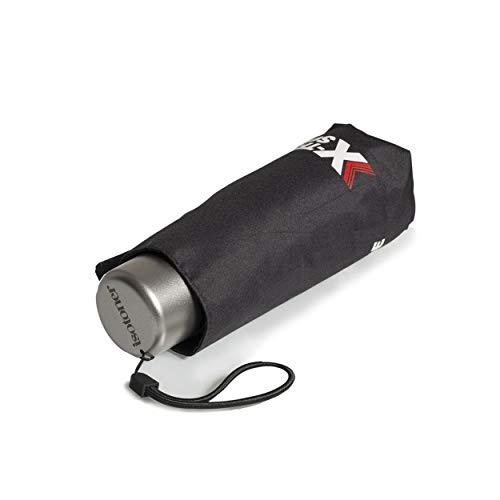 Isotoner X-tra - Paraguas plegable para mujer