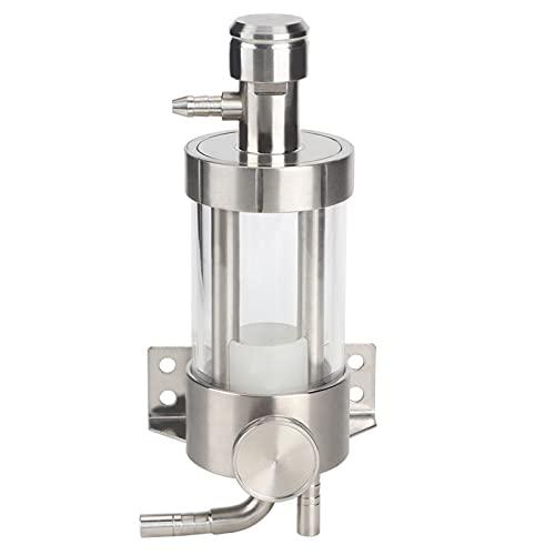 01 Detector de Espuma en Cerveza, Detector de Espuma de Cerveza de Acero Inoxidable Conveniente Detector Fob para Barra para el hogar