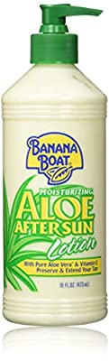 Banana Boat After Sun