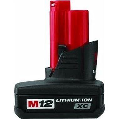 Milwaukee M12 XC High Capacity 3.0 AH REDLITHIUM Battery (48-11-2402)