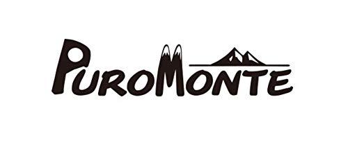 プロモンテ(PuroMonte)メンズレインジャケット防水透湿防風ゴアテックス・パックライト素材使用SJ008Mネイビー3L