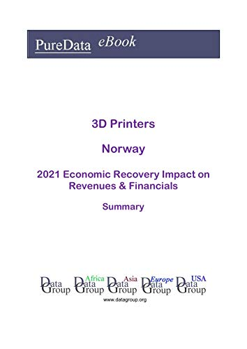 3D Printers Norway Summary: 2021 Economic Recovery Impact on Revenues & Financials