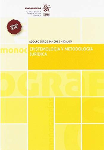 Epistemología y Metodología Jurídica (Monografías)