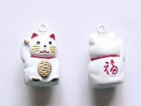 招き猫スズ X75000 (シロ10個セット)