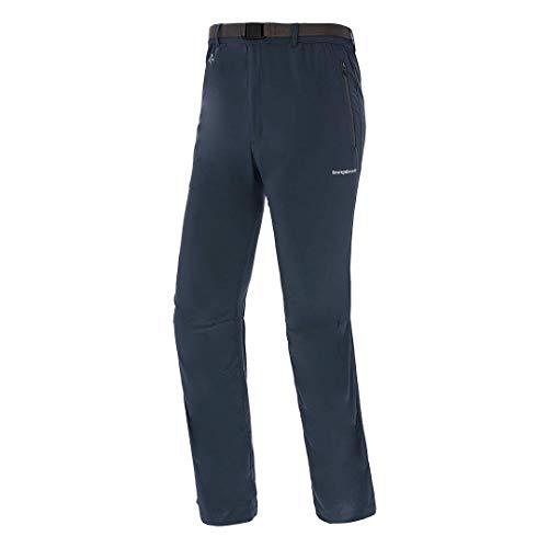Trangoworld ORBAYU Pantalon pour Homme Ardoise foncée Taille L