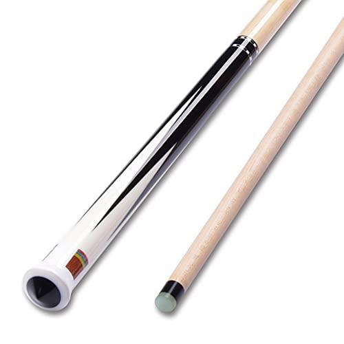LIYUHOUZUONC Billiard Cue Sticks Pool Cue Stick Billiard Cue Big Head American Black 8 Snooker Handmade Small Jumping Rod